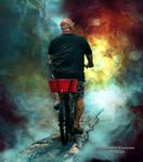 Bike trail by robhas1left