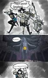 DA2 Legacy: The Dark Decent Part 2 by Annaposa