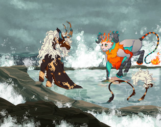 Trouble in the Tide Pools