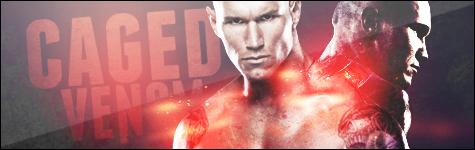 New Randy signature (CagedVenom) by CVFX