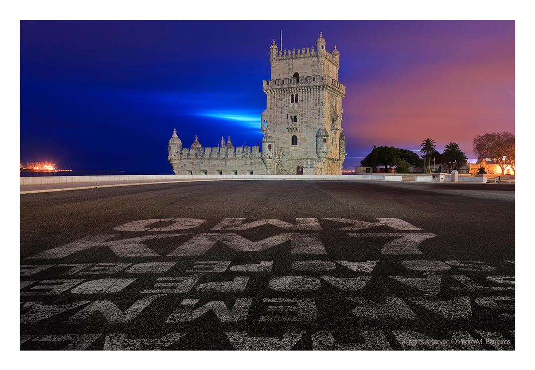 Torre de Belem by too-much4you