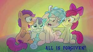 CMC Day '19 with Cozy Glow (All Is Forgiven)