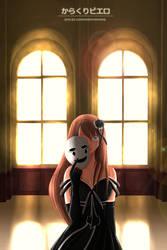 CR Mission SIAH - Karakuri Pierrot by UlfaShirayukiHime