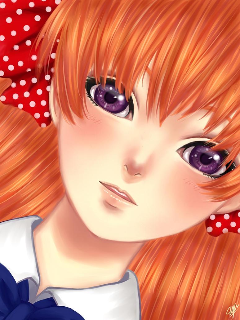 Sakura Chiyo by UlfaShirayukiHime