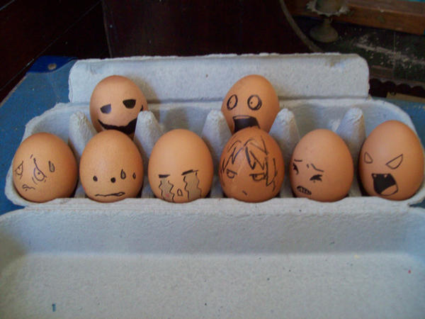 they call him Eggface...