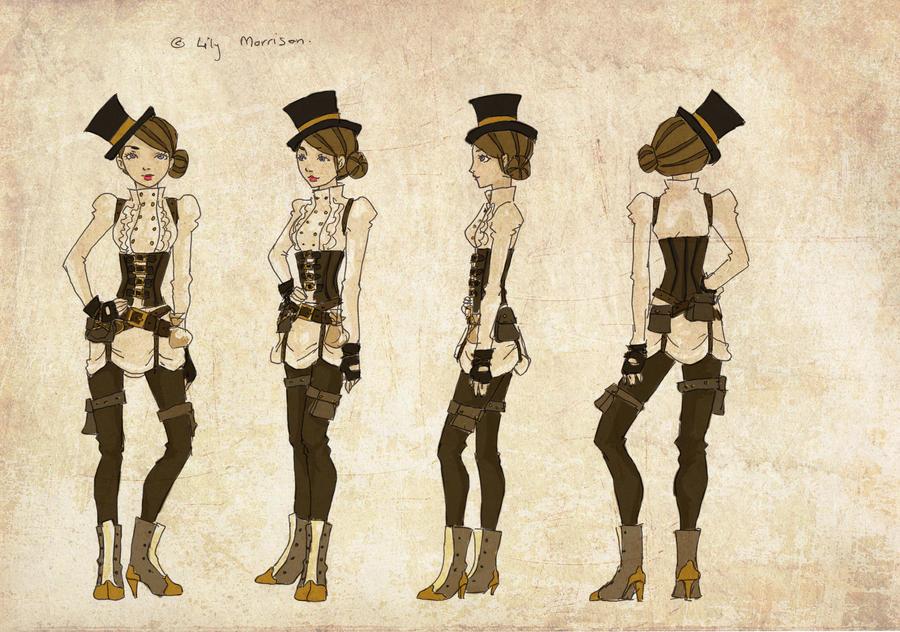 Steampunk_Female_by_lylesjpg