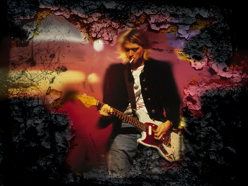 Kurt Cobain Wallpaper By Addictive Enemy On Deviantart