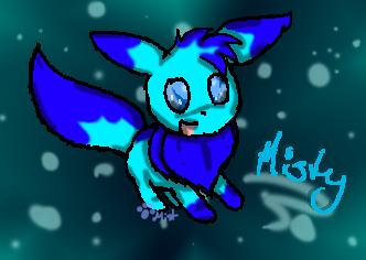 Cute Little Misty by ShinyMisty