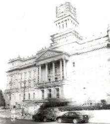 Detroit Building by najordemon