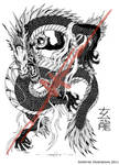 Xuanlong the Black Dragon