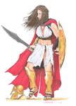Female Spartan