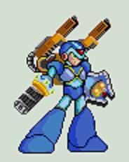 X 'Defender' Armor by dragonfaku