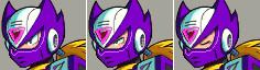 Megaman X 6 Mugshots ViralZero by dragonfaku