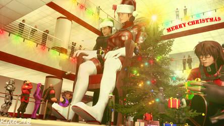 [GTS] Santa Kylie Day