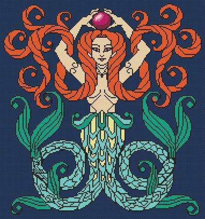Mermaid Zoomorph by RaNuit