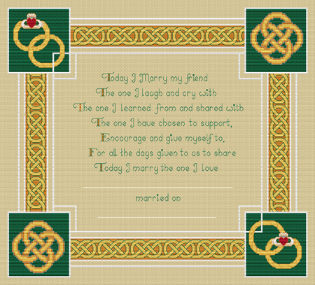 Celtic Wedding Memory by RaNuit