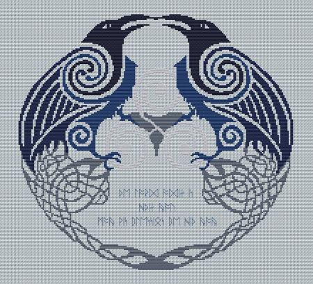Odins Ravens by RaNuit