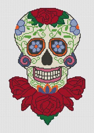 Sugar Skull by RaNuit