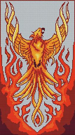 Rising Phoenix by RaNuit
