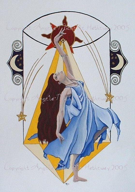 Star Dancer by RaNuit