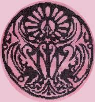 Celtic Pheonix Cross Stitch by RaNuit
