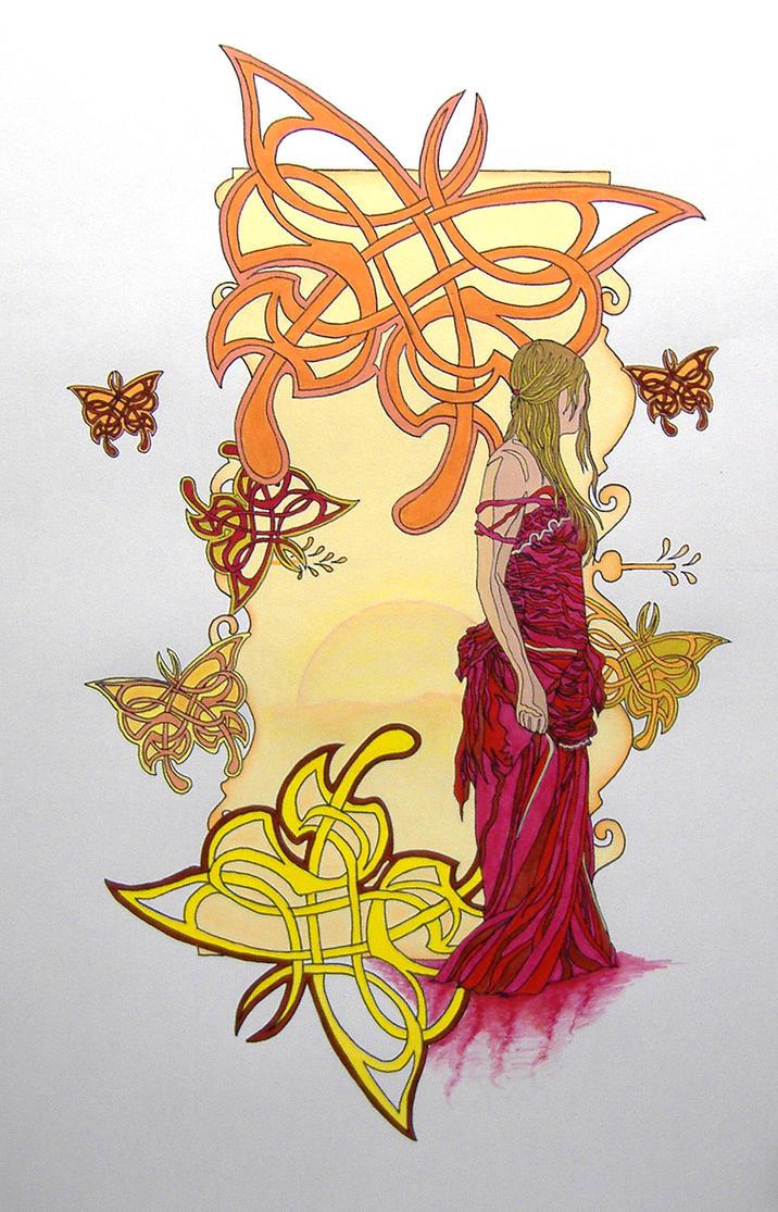 Light Within, Madam Min by RaNuit