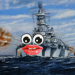 battleship by LunXLay