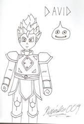 Dragon Quest IX: David