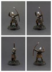 Warriors of Minas Tirith - Bowmen