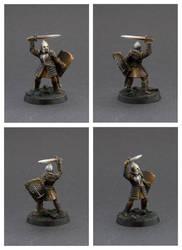 Warriors of Minas Tirith - Swordsman 2