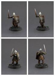 Warriors of Minas Tirith - Swordsman 3