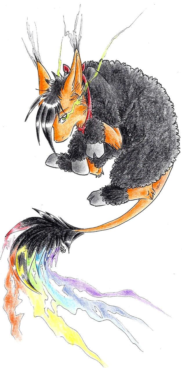 Rainbow Magic by Kuroi-Hitsuji