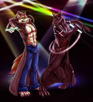 Dance rave by Bleakcat