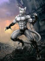 Bleakcat rise by Bleakcat