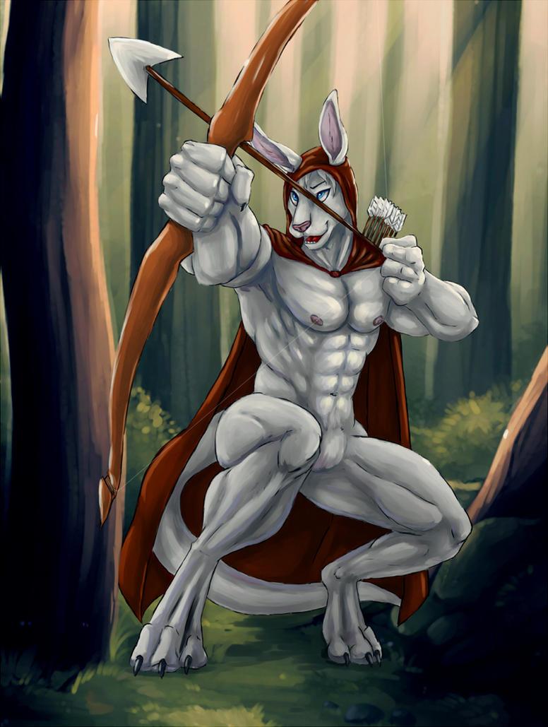 Roo Archer by Bleakcat