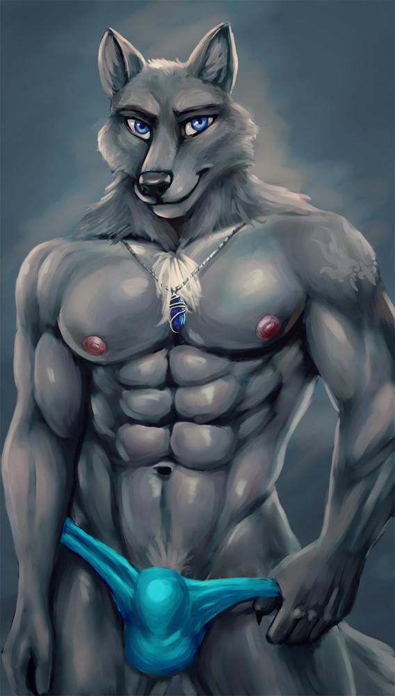 Sonic Wolfe by Bleakcat