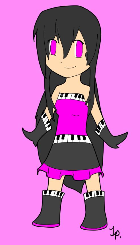 Things that I drew. Random_hikaru_chibi_number_2_by_hikaru421-d3156uu