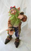 Mossbeard by dreamleaf
