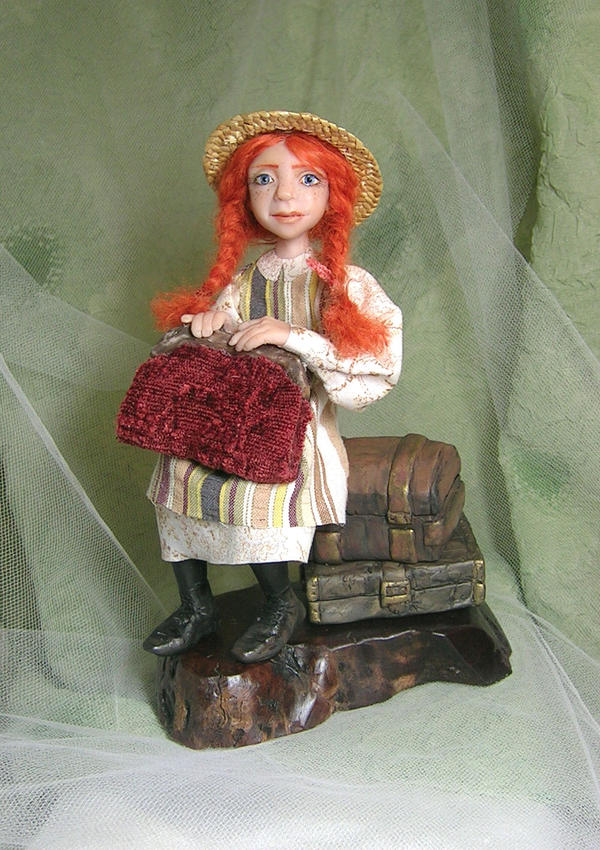 Anne of green gables by dreamleaf on deviantart for Anne of green gables crafts