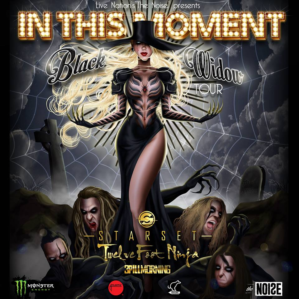 in this moment tour