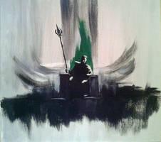 Loki - Throne by BellaLubaja