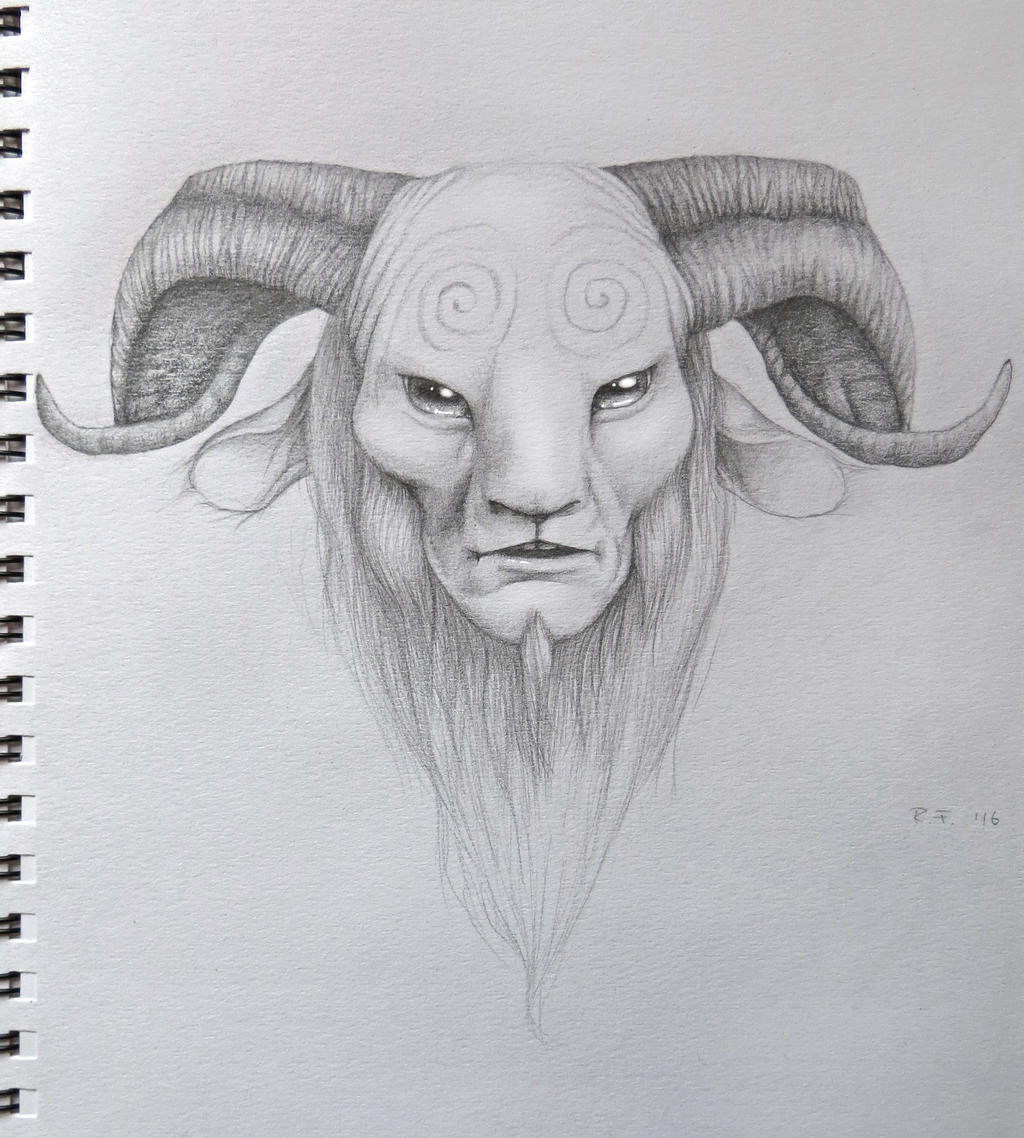 Pan's Labyrinth - Faun by BellaLubaja on DeviantArt