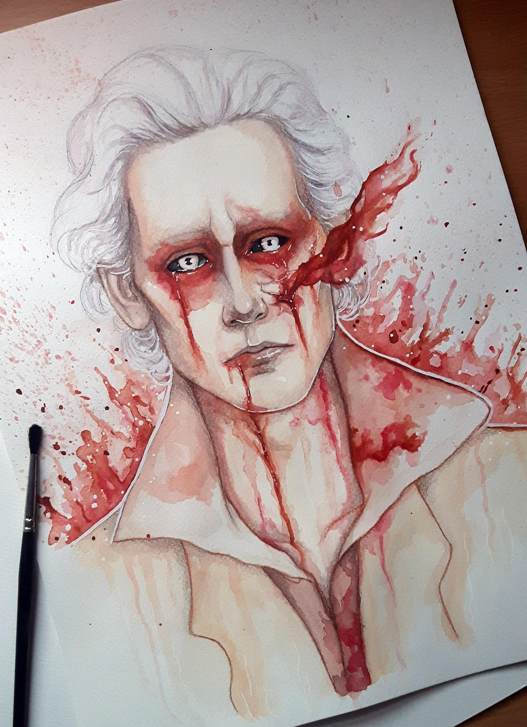 Sir Thomas Sharpe - Crimson Peak by BellaLubaja