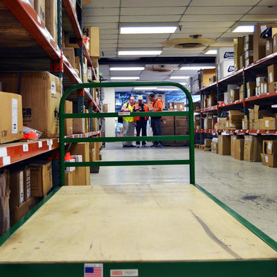 The pick and pack process is typically the most expensive and most labor intensive activity in warehouse operations.