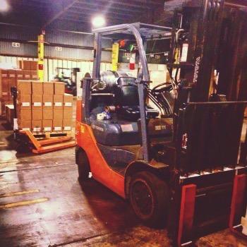material handling provider