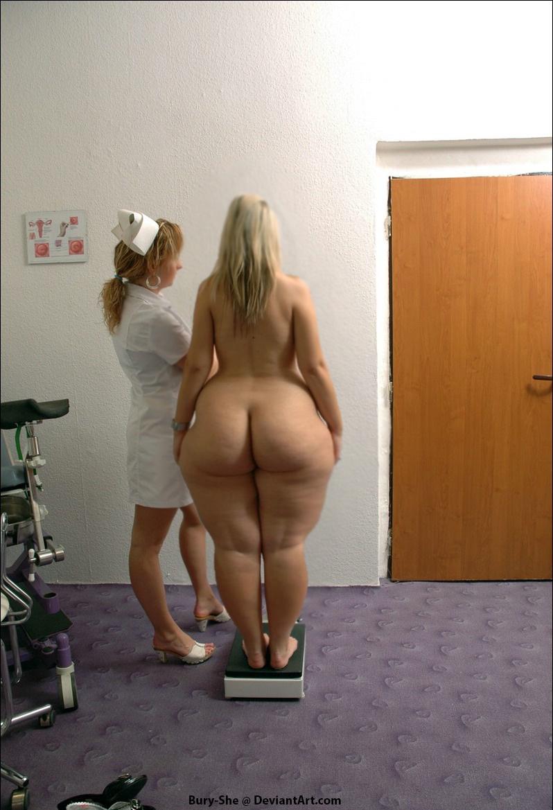 Beautiful huge breasts