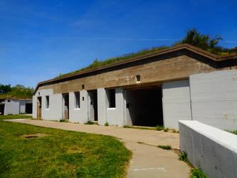 Forgotten Fort by BrickWallDrawsStuff