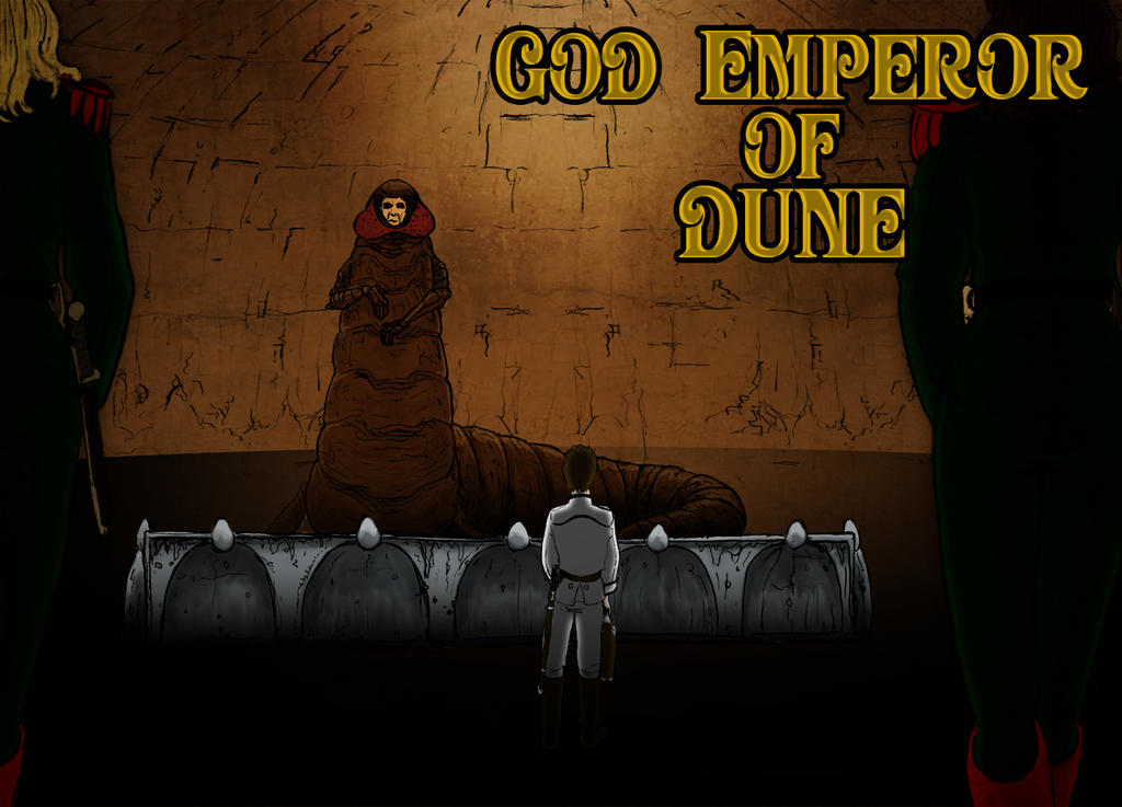 God Emperor of Dune (Dune Chronicles, Book 4) by Frank Herbert