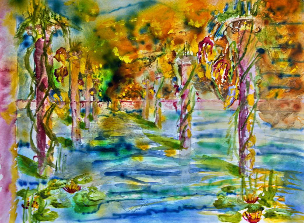 Water Garden by DougQ