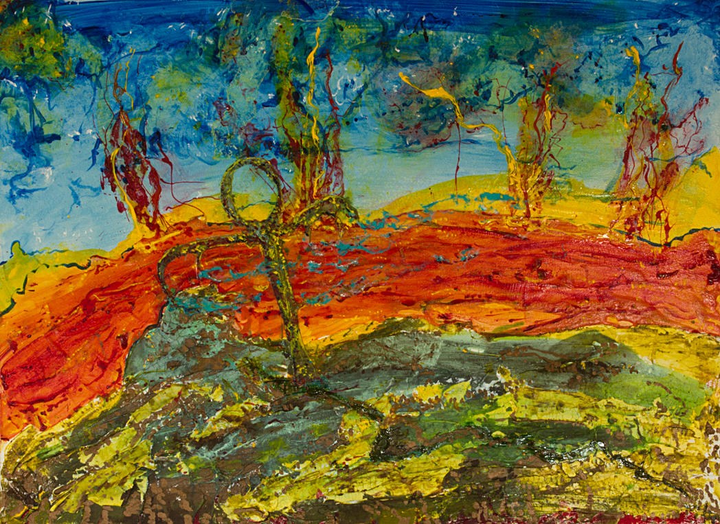Lake of Fire by DougQ